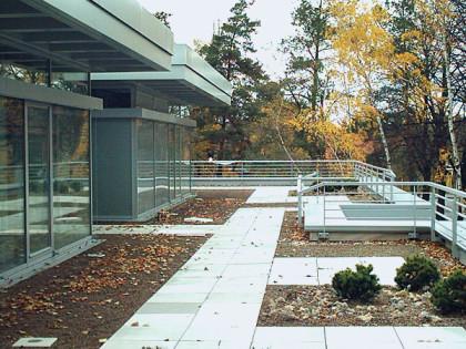 Landesbildungszentrum des Dachdeckerhandwerks, Potsdam