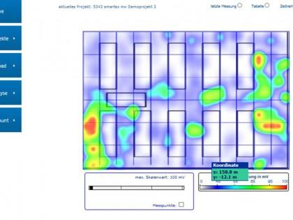 Online-Flachdachmanagementsystem geht in Probebetrieb