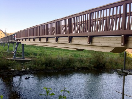PROGEO sichert Brücke in Overath vor Feuchtigkeit