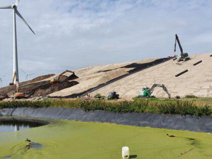 Deponie Nauerna (NL) erhält geologger® Monitoringsystem